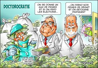 Doctorocratie