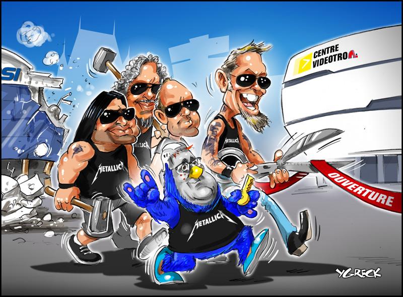 Metallica-Quebec
