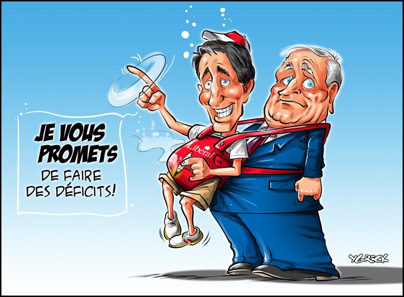 Trudeau-Martin