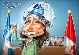 Martine-chapeaux