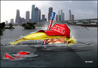 Trump-Houston