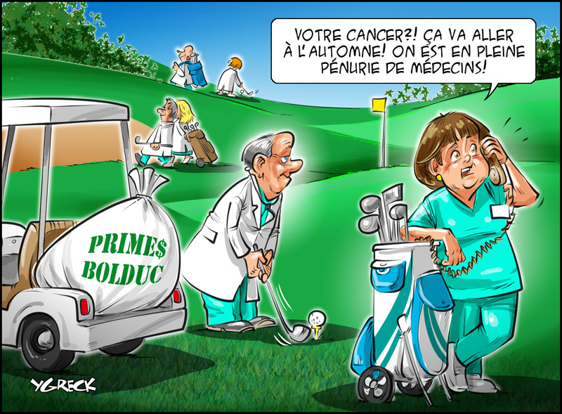 Medecin-golf