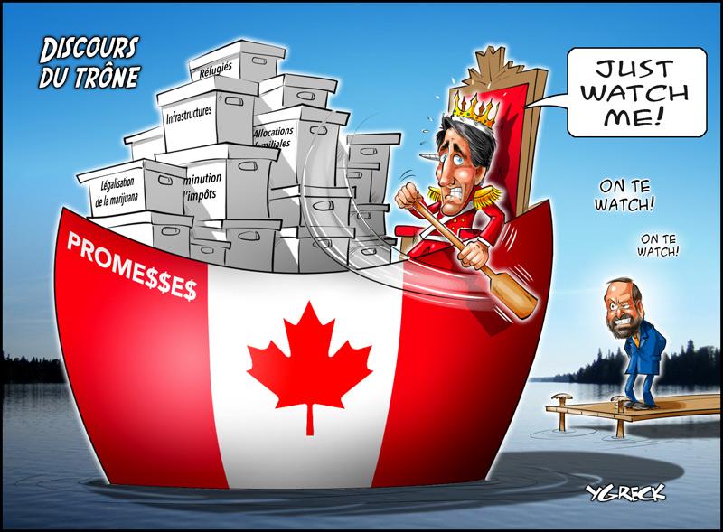 Trudeau-discours