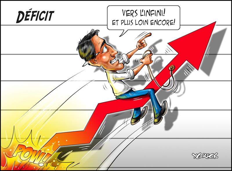 Trudeau-deficit