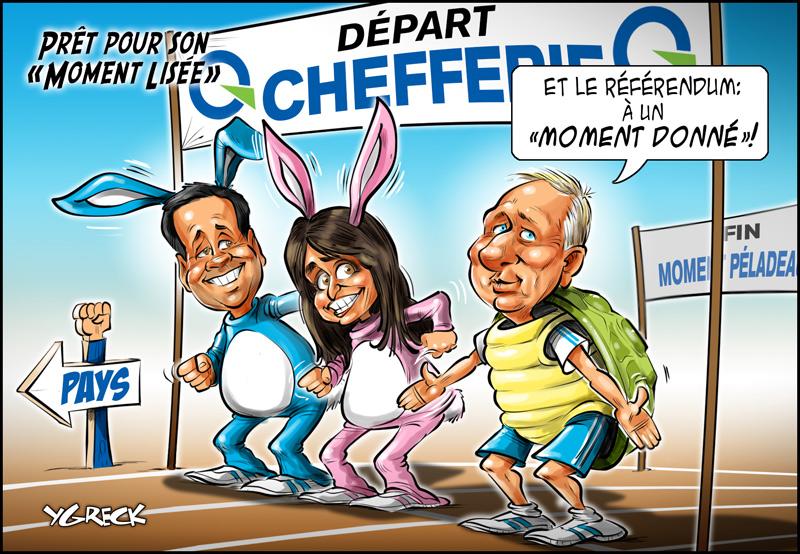 Lisee-depart
