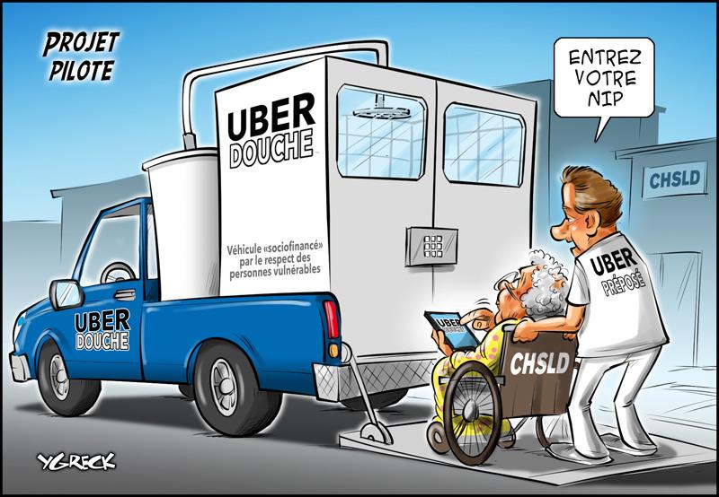 Uber-douche