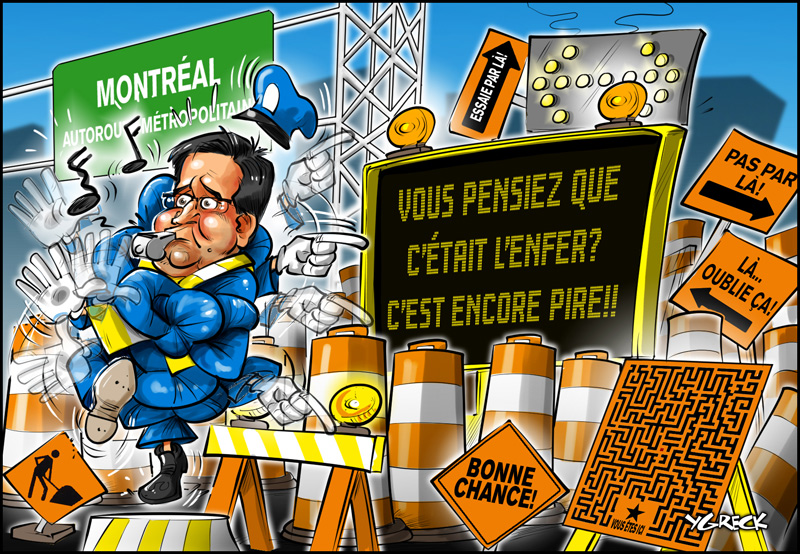 Coderre-traffic