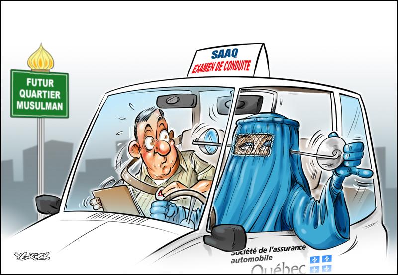 SAAQ-Burqa