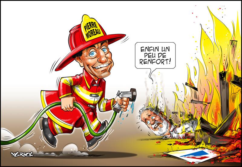 Moreau-pompier