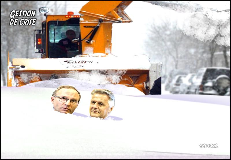 Ministre-neige