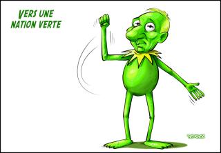 Kermit-Lisee
