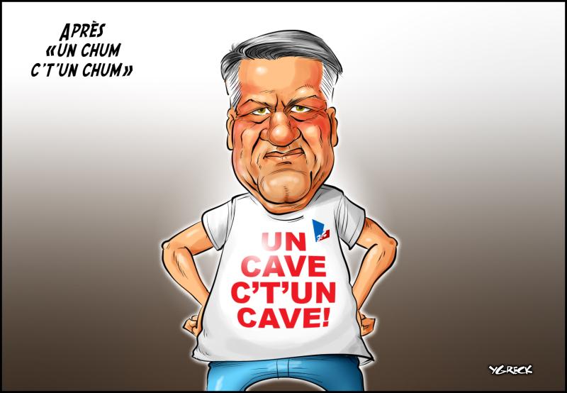 Laurent Lessard-cave