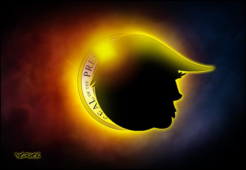 Eclipse-Trump