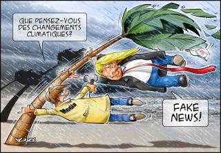 Trump-climat
