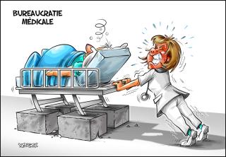 Bureaucratie-médicale