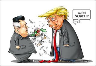 Kim-trump-colombe