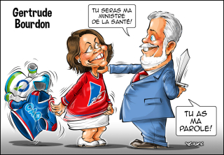 Gertrude-Bourdon