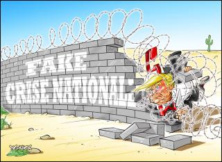 Trump-fake-crise