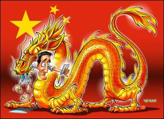 Trudeau-Chine