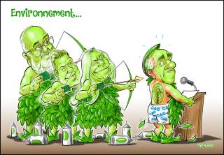 Discours-vert