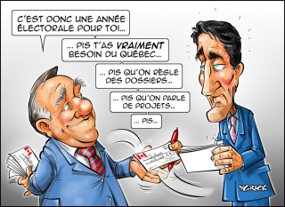 Rencontre-Legault-Trudeau