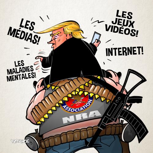 Trump-nra