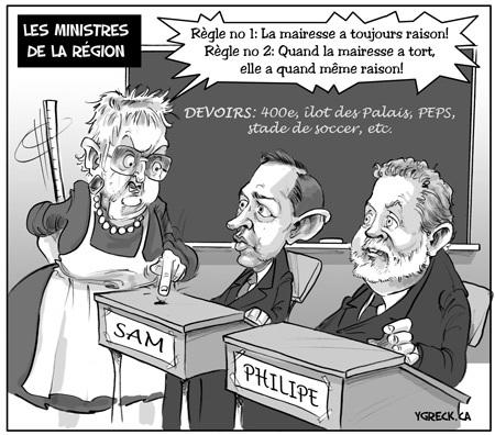 Mairesseministres