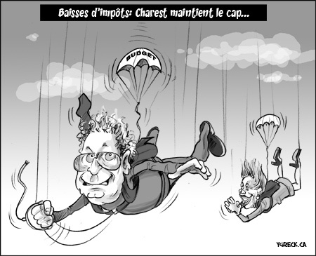 Charestparachute