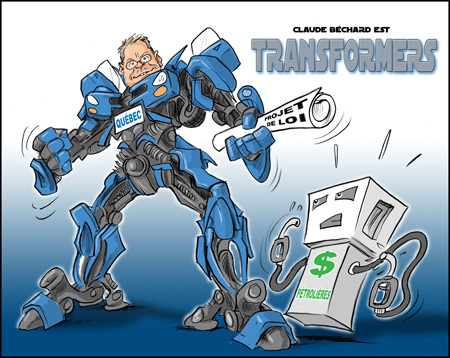 Bechardtransformer