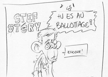 Stefstory