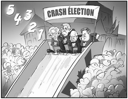 Crashelection