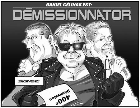 Demissionator