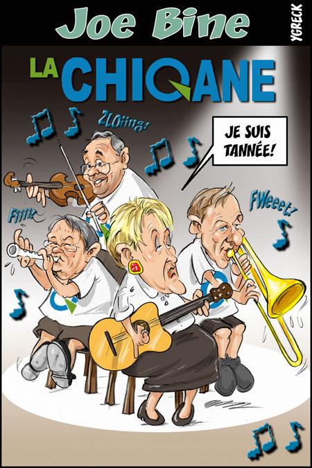 Joechicane