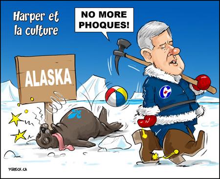 Harperphoque