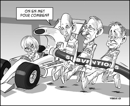F1subventions