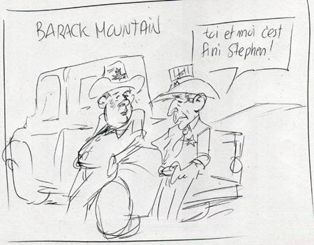 Barackmountain