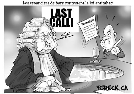 Barlastcall