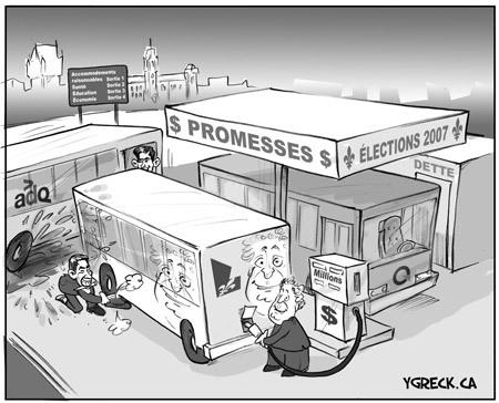 Buselection