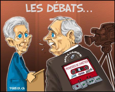 Debatcassette