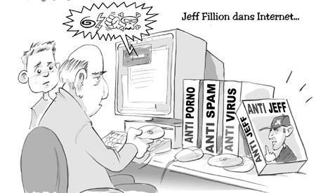 Fillionweb