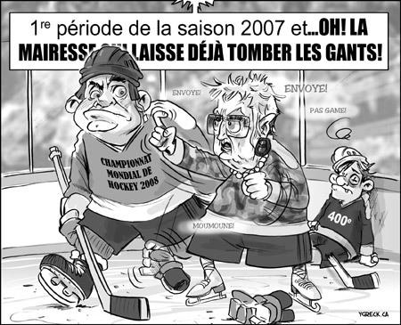 Mairessehockey